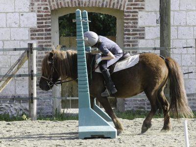 Cours équitation enfants Picardie