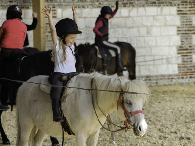 Cours Equitation 3-5 ans | Somme/Seine Maritime