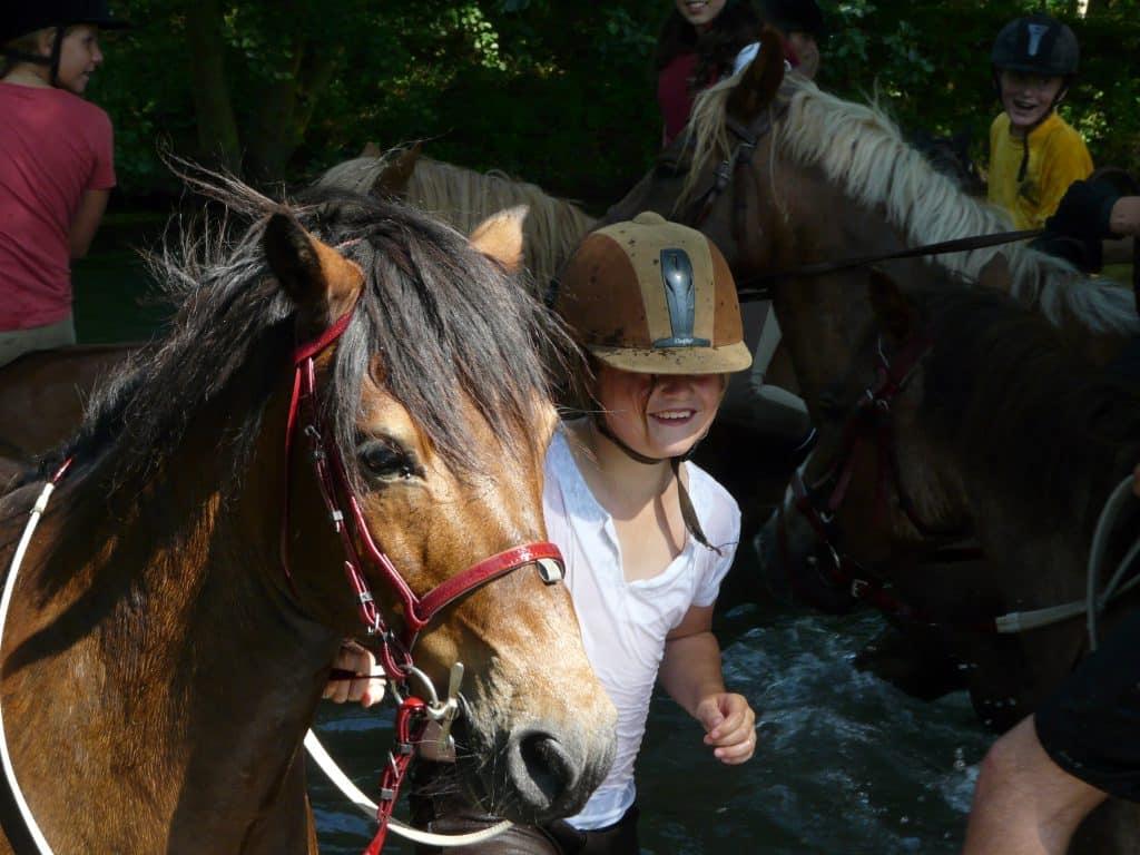 Stage d'Equitation dans la Somme