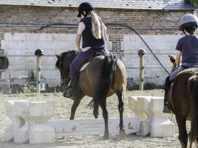 équitation enfants Somme