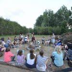 Camp ados en nature dans la Somme et Normandie