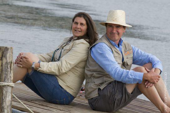 Marie-Annick et Jérôme MAILLARD
